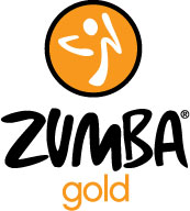 zumba gold logo color